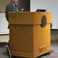 """PUARL 2018 -- Plenary by Wayne Cornelius on """"Constructing Deterrence in the Age of Trump: Restricting Asylum, Separating Families, and Criminalizing Migration"""".  (Portland Urban Architecture Research Lab International Conference, NW Couch Street, Portland, Oregon) 20181027"""