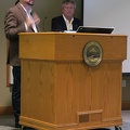 """PLoP-PUARL 2018 -- Plenary with Jeremy Swartz and Hajo Neis on """"Pattern Recognition as Bridge Building across Disciplinary Boundaries"""".  (Portland Urban Architecture Research Lab International Conference, NW Couch Street, Portland, Oregon) 20181026"""