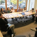 PLoP 2018 -- Focus group @PLoPCon on A Pattern Language Canvas for Real Time Innovation led by Wolfgang Stark from U. Duisburg-Essen.  Seeking feedback on pattern language in cards in beta, translated into English from German.  (Pattern Languages of Programs, University of Oregon, NW Couch Street, Portland, Oregon) 20181025
