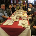 Regency Resto -- Indian buffet to celebrate AKY's offer of admission to UToronto Ph.D. program, not Chinese New Year dinner.  Also on waitlist for another department, and waiting for responses from other universities, funding may be negotiable. (Regency Restaurant, Little India, Gerrard Street East, Toronto, Ontario) 20180216