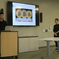 UToronto iSchool -- Soft Systems Methodology presentation-facilitation by UToronto iSchool students, teasing with Bitcoin story.  Breakout groups tried developing rich pictures, trying out methods is different from learning about theory.  (UToronto iSchool, Bissell Building) 20180124