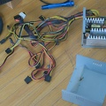 Highland Heights -- Circa-2009 PC power supply diagnosed as dead.  Replaced, plugged in to Asus P5E-VM motherboard, discovered disk partitioned with Windows 7 and Ubuntu 9.04.  Fixed startup with Boot Repair, BIOS predates USB installation, so DVD disks required.  Brought computer tower home and updated to Xubuntu 16.04, runs great with 6GB RAM.  (Highland Heights, Scarborough, Ontario) 20171212
