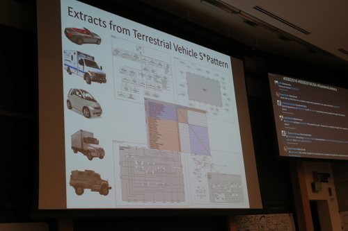 Bill Schindel, Terrestrial Vehicle S Pattern