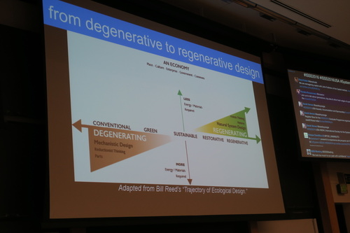John Fullerton, From Degenerative To Regenerative Design
