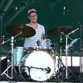 Woodbine Park Main Stage drums