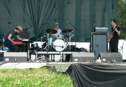 Woodbine Park Main Stage jazz