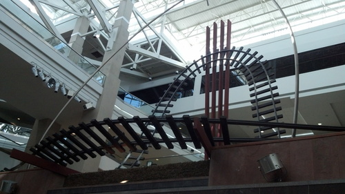 Art at Denver Airport A gates