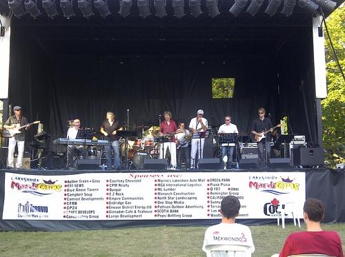 Pretzel Logic Lakeshore Mardi Gras 2011