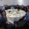 Grand Lake Cuisine -- Dinner with family flying in all over North America, as a celebration for one who is no longer with us.  Younger generation continuing ties, despite the distance.  (Grand Lake Chinese Cuisine, Kennedy Road, Markham, Ontario) 20181219