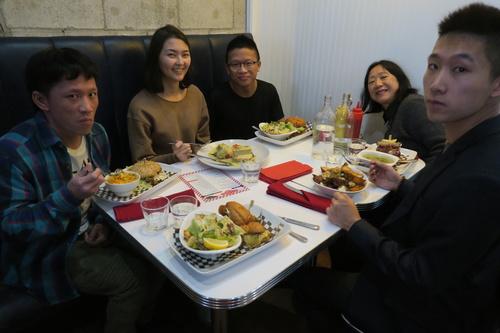 Mythology Diner