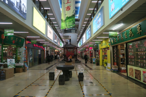 Laoximen Tea Plaza