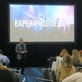 MPI WEC -- Experience design the main thrust of @mikewittenstein presentation @MPI WEC.  Leaders want strategy execution, but attendees (customers) expect full-on experiences.  Agenda tailored to Getting Better Meeting Outcomes, hands-on table breakouts applying methods with team observers, and then journey mapping.  The last time I saw this friend formally present is pushing 2 decades.  (Meeting Professionals International, World Education Conference, Metro Toronto Convention Centre South, Bremner Blvd., Toronto, Ontario) 20190616
