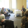 CH2M Alumni Centre -- Workshop @ISSSMeeting @OSUAlumniCenter with @bortseb on Open Learning Commons and Digital Life Collective @tech_we_trust.  Team of stewards convened for official launch of open source tools for collaboration, towards the promise of learning journeys for which artifacts endure.  Relaxed pace through http://isss2019.daviding.wiki.openlearning.cc/view/introduction-to-the-open-learning-commons-and-the-digital-life-collective (CH2M Hill Alumni Center, Oregon State University, Corvallis, Oregon) 20190630