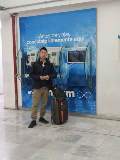 Aeropuerto Internacional de la Ciudad de México: