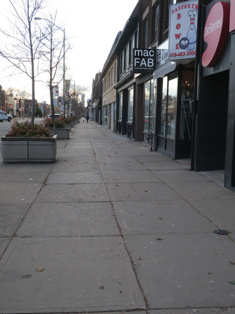 Danforth Village