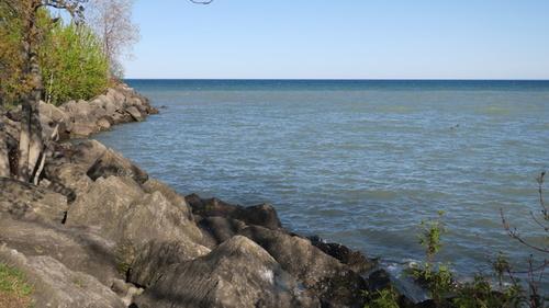 Ashbridges Bay East Breakwater