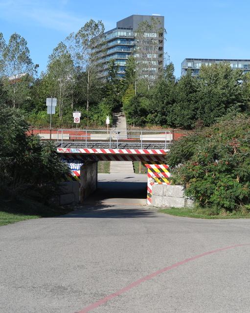 Bala Rail Underpass