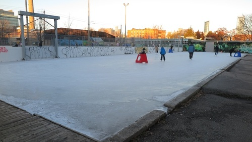 Harry Gairey Rink