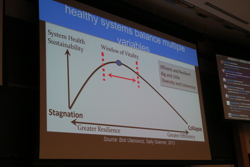 John Fullerton, Health Systems Balance Multiple Variables