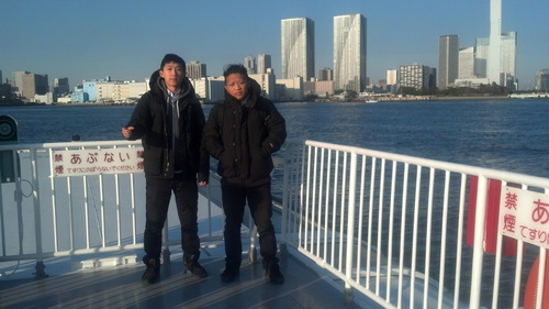 Sumida River Ferry