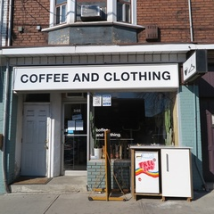 Coffee And Clothing