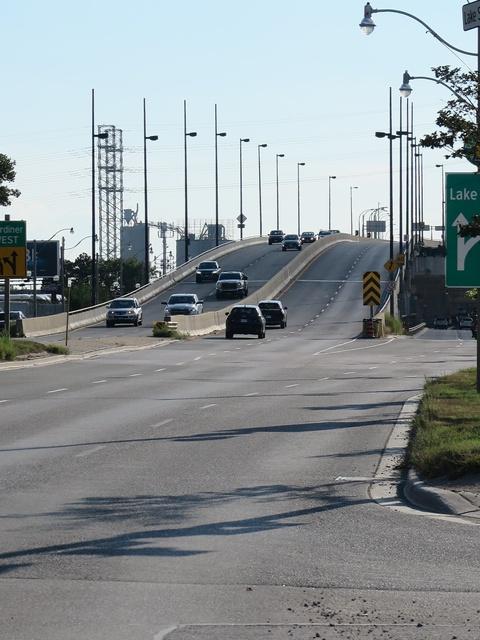 Gardiner Expressway East